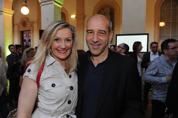 13. Pascale Landoin (Ophélie Bijoux) et Christian Menanteau (CM Consultant)