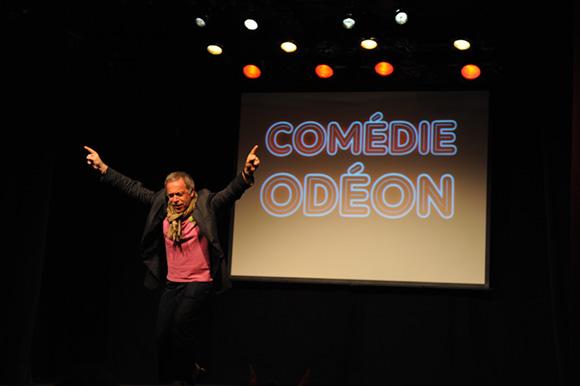15. Stéphane Casez, directeur de la Comédie Odéon