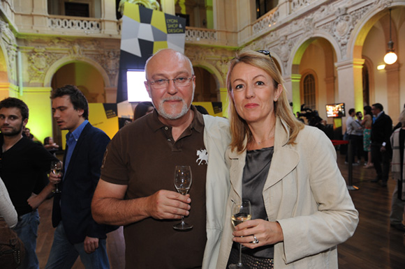 16. Philippe Pacaud (Lyon Jalousie) et Catherine Guemene (N'Expresso)