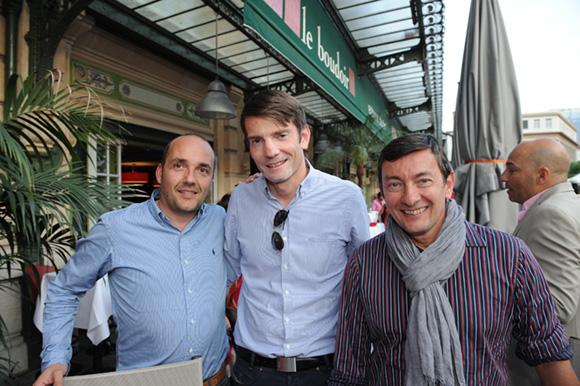 16. Jérôme, Jean-Michel et Christophe
