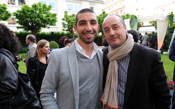 18. Dalil Merad (DComMedia) et Richard Thavel (SCP Zerbib)