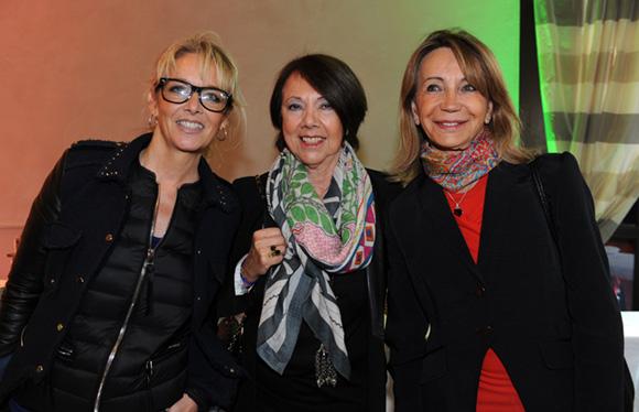19. Corinne Merlin (Mauboussin), Myriam Chambaron et Julie Menneron