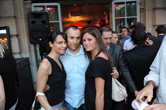 20. Anne-Cécile, Fabrice et Laurence