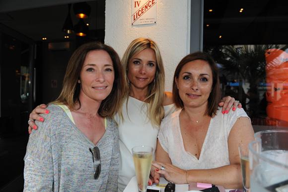 2. Anne-Cécile, Pauline et Véronique