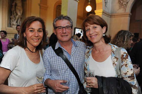 21. Ana Hildalgo (Arquitecture), Hervé Heurteau (Artenium) et son épouse Armelle