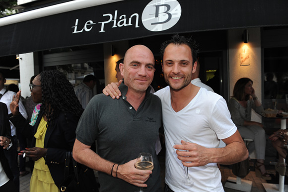 21. Arnaud (Café Juliette) et Fabien (Plan B)