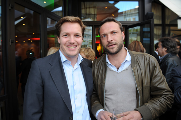 23. Alexandre Jeannerod (Euro Sono) et Renaud Gairard (Meetings)