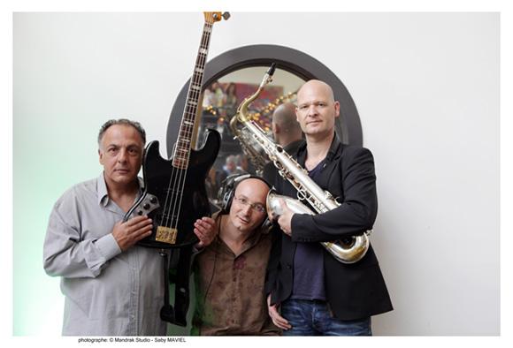 23. Hervé, Gozhop et Thierry (Funy-Boys)