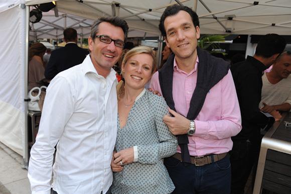 23. Laurent, Aurélie et Cyril