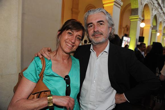 23. Sylvie d'Arfeuille et son époux Olivier (Fripesketchup)