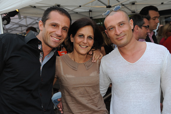 24. Nicolas, Bérengère et Christophe