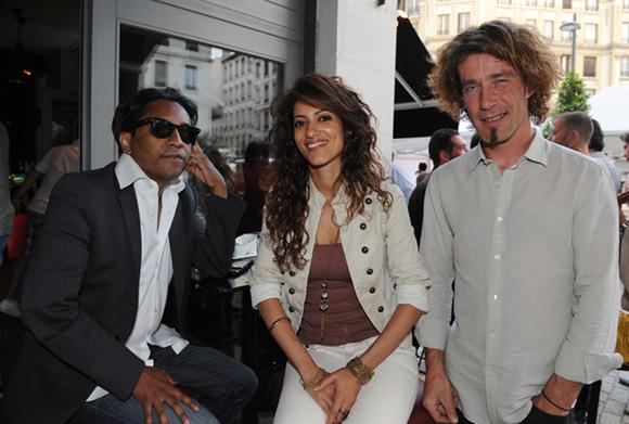 26. Pascal, Chahla et Daloona