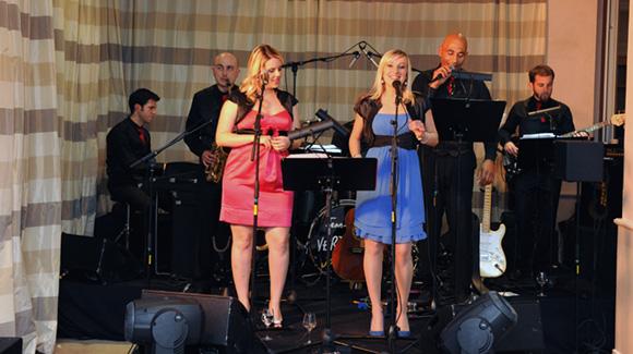 27. Le Groupe Jean-Pierre Verdolini (Jazz Band)