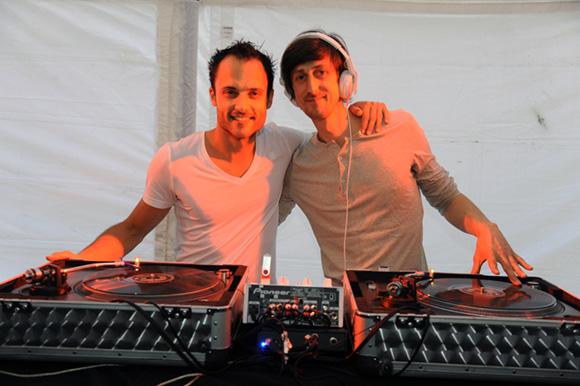 27. Fabien et DJ Jack F