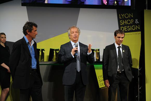 28. Philippe Grillot, président de la CCI de Lyon