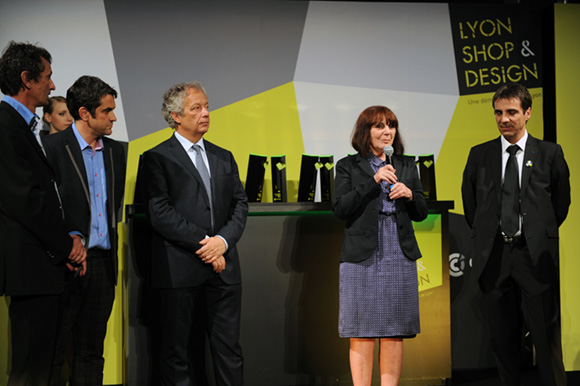 29. Nadine Gelas, vice-présidente du Grand Lyon