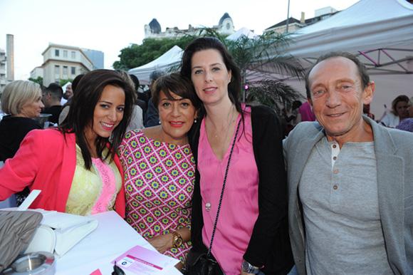 29. Charlotte, Antonia, Rachel et Alain