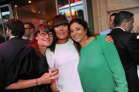 30. Cécile, Severine et Cathy