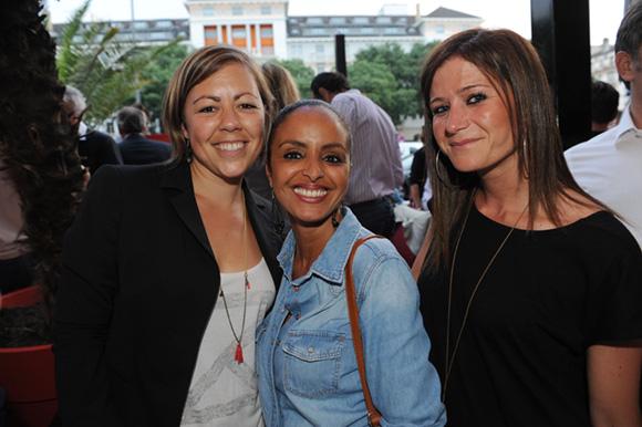 3. Stéphanie, Daouia et Laurence