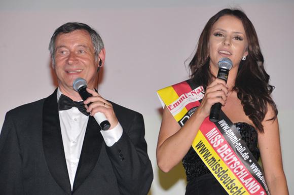 3. Pascal Armata et Miss Allemagne