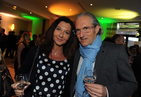 32. Caroline Auclair (Groupe Cardinal) et Pascal Auclair (FMI)