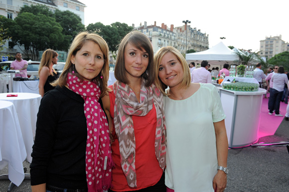 32. Géraldine, Pauline et Audrey