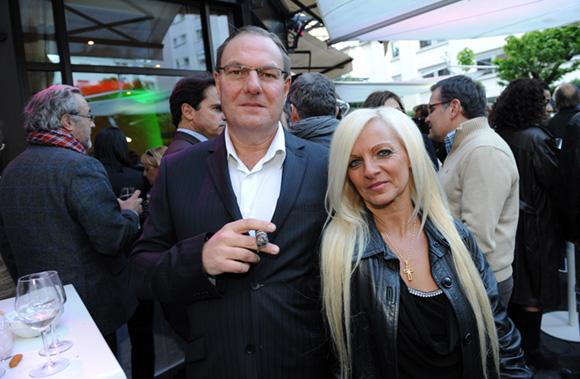 35. Gilles Claudel (TDA) et son épouse Elisabeth