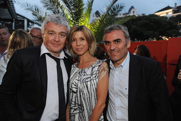 35. Jean-Louis, Larysa et Christophe
