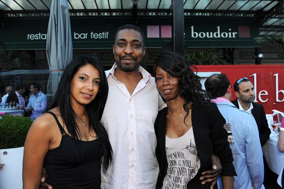 35. Sandra, Alain et Marie
