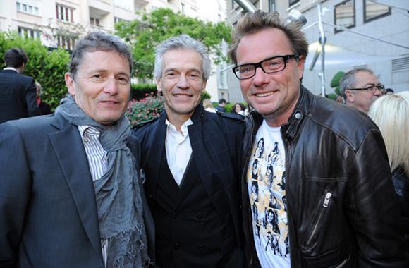 37. Philippe Bettant (Smart), Vincent Chauvin (Portofino) et Pierre-Yves Gas (Agence Proxi'com)