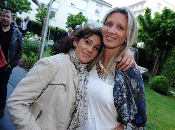 38. Karine Taraquois (El Chiringuito Restaurant) et Catherine Martin (American Motors)