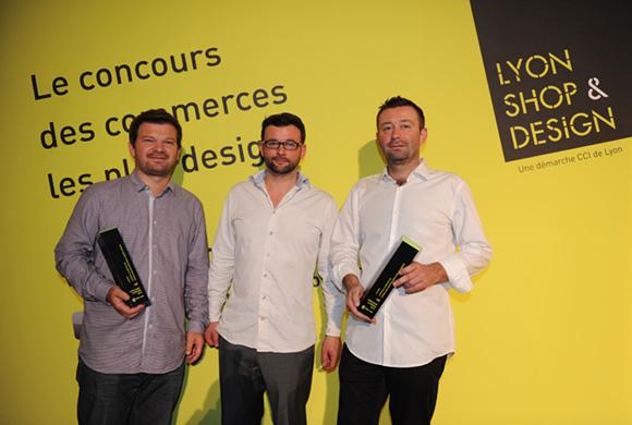 38. Les 3 frères  Stéphane, Jean-François, Frédéric Marteau (Lucien & La Cocotte Cie)
