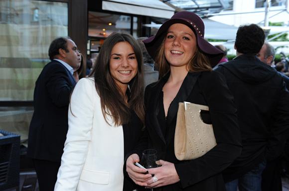 39. Victoire Martin (Dinh Van) et Pauline Tissot (Bar le Vendôme)