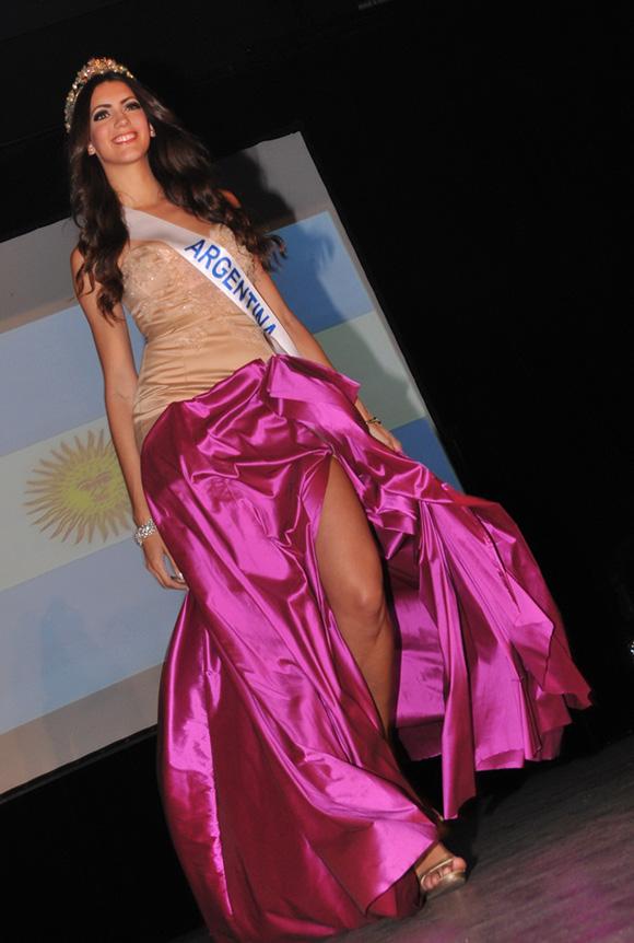 4. Miss Argentine