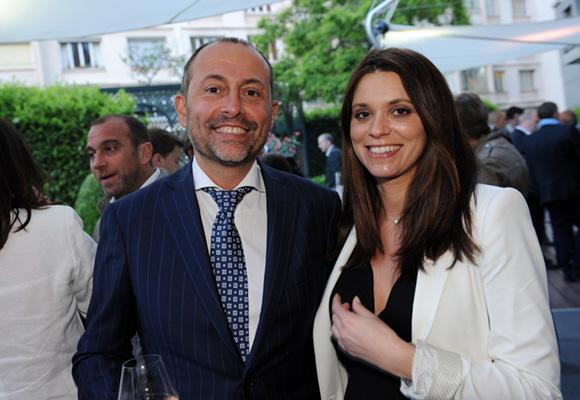 42. Gilles Taraquois (Pal Zileri) et Hélène Fourrière (Warwick Reine Astrid)