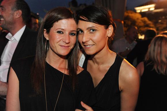 42. Laurence et Anne-Cécile