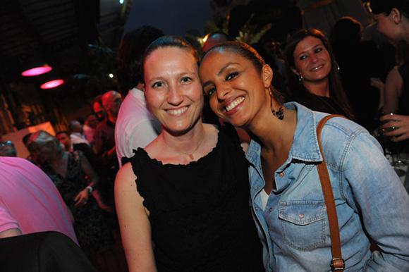 43. Vanessa et Daouia