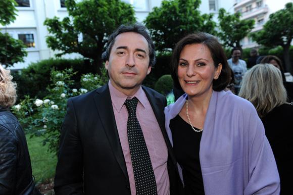 44. Christian Fernandez (SITL) et Emmanuelle Foucher