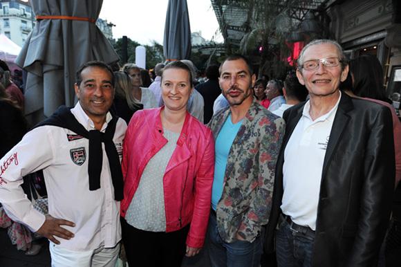 44. Philippe, Severine, Richart et Christian