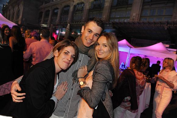 47. Anne-Sophie, Antoine et Mélanie