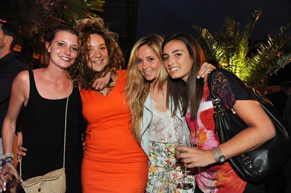 47. Pauline, Doryne, Charlotte et Marine
