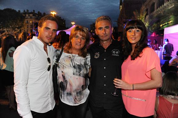 49. Jeremy, Brigitte, Jean-Paul et Deborah