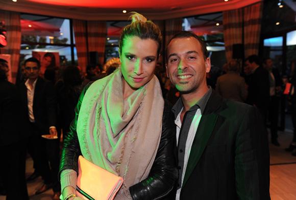 50. DJ Mademoiselle Eva et Maxime Lavorel (L'Horloge)