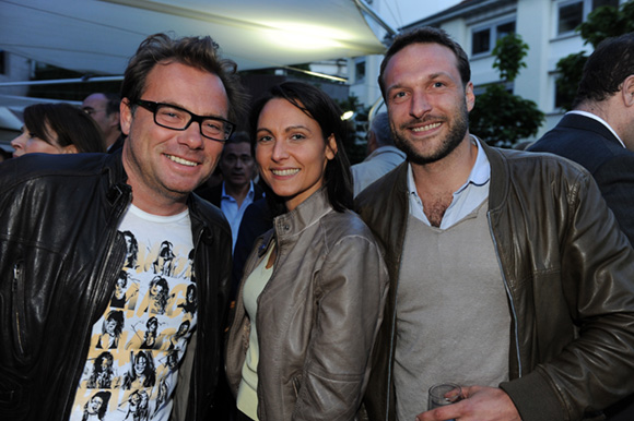 51. Pierre-Yves Gas (Agence Proxi'com), Anne-Cécile Dell' Aquila (Magic Influence) et Renaud Gairard (Meetings)