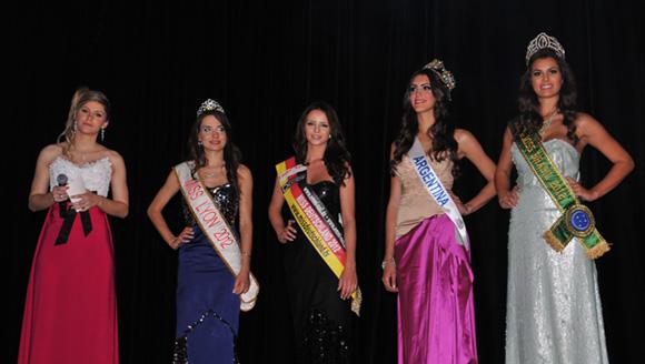 5. Les marraines de Miss Lyon 2013