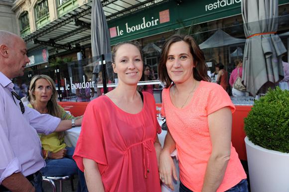 5. Louna et Caroline