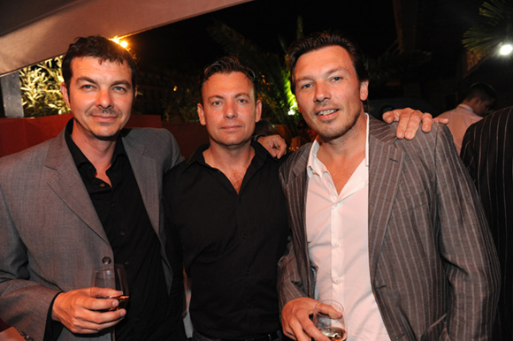 52. Laurent, Olivier et Damien