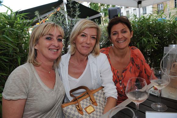 5. Marie-Laure, Marie-Christine et Valérie