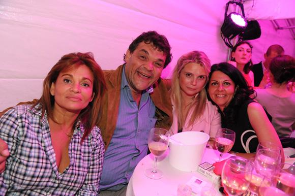 57. Rosa, Yoyo, Sabine et Nathalie