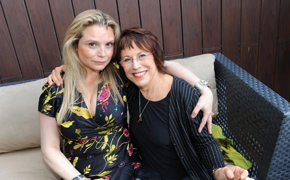 7. Sabine Poncet-Montange (Alteventis) et Monique Poncet-Montange